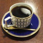 ウェッジウッドのカップ&ソーサー・6、岡崎市明大寺町のこうひい庵