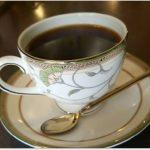ウェッジウッドのカップ&ソーサー・5、岡崎市明大寺町のこうひい庵