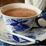 マイセンのカップ&ソーサー・3、岡崎市炭火煎コーヒーのこうひい庵